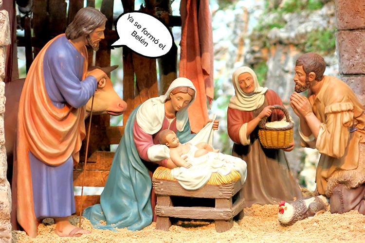 Consigue uno de nuestros libros esta Navidad participando en nuestro Belén literario