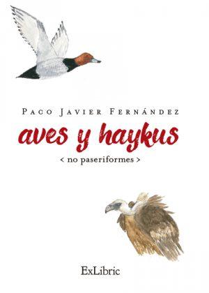 'Aves y haikus', libro de editorial ExLibric