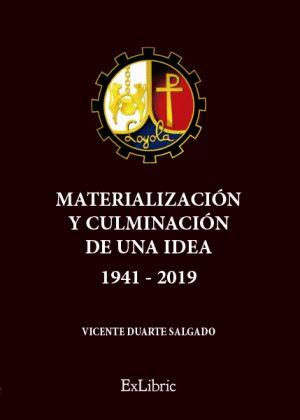 Vicente Duarte Salgado presenta el libro 'Loyola. Materialización y culminación de una idea'