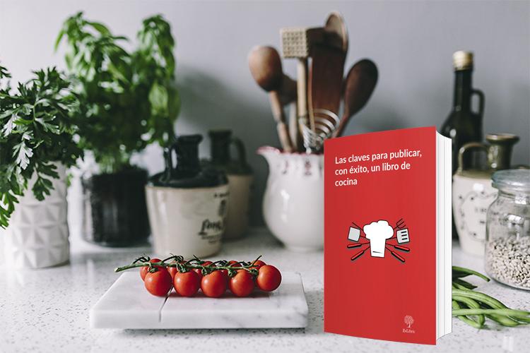 Las claves para publicar un libro de cocina.