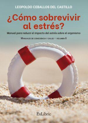 Leopoldo Ceballos presenta el libro '¿Cómo sobrevivir al estrés?'