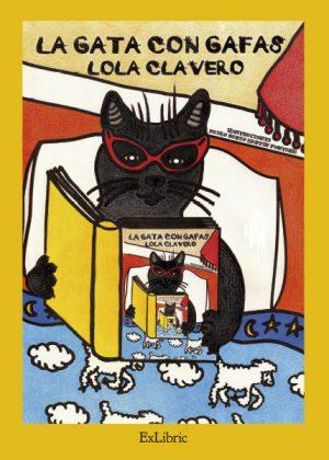 'La gata con gafas', cuento de Lola Clavero