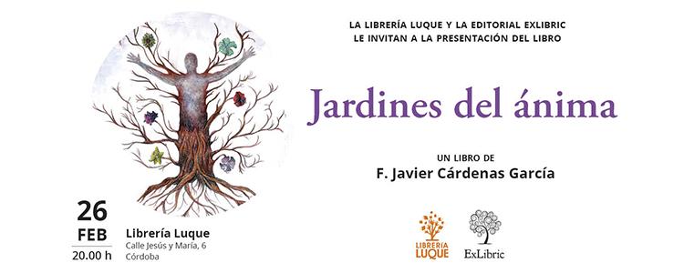 Córdoba es el escenario de la presentación de 'Jardines del ánima'