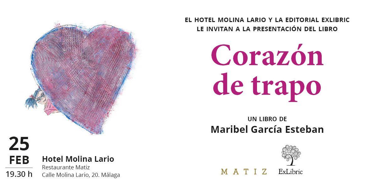 Málaga acogerá la presentación de 'Corazón de trapo'