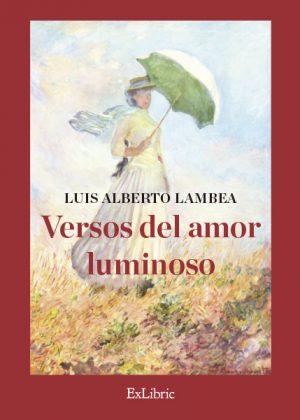 'Versos del amor luminoso', poemario de editorial ExLibric.