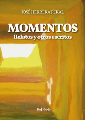 José Herrera Peral presenta 'Momentos', una colección de relatos.