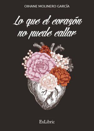 Oihane Molinero presenta su poemario 'Lo que el corazón no puede callar'