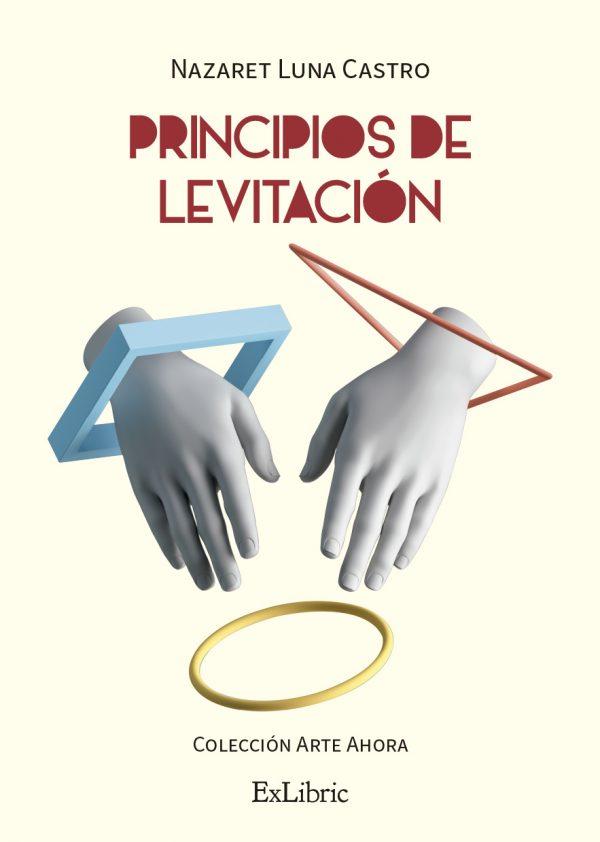 Poemario Principios de levitación