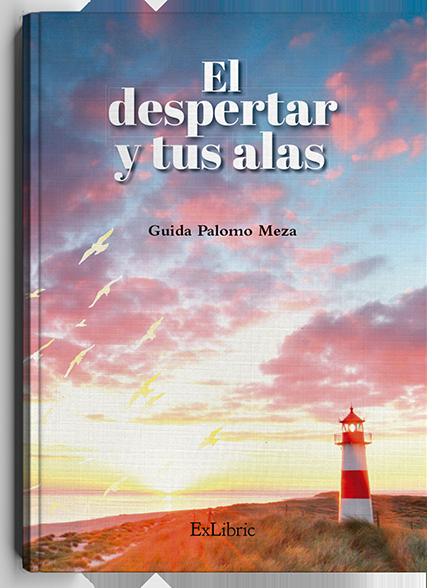 El despertar y tus alas Exlibric Guida Palomo