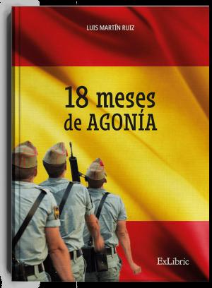 18 meses de agonía, libro de editorial ExLibric