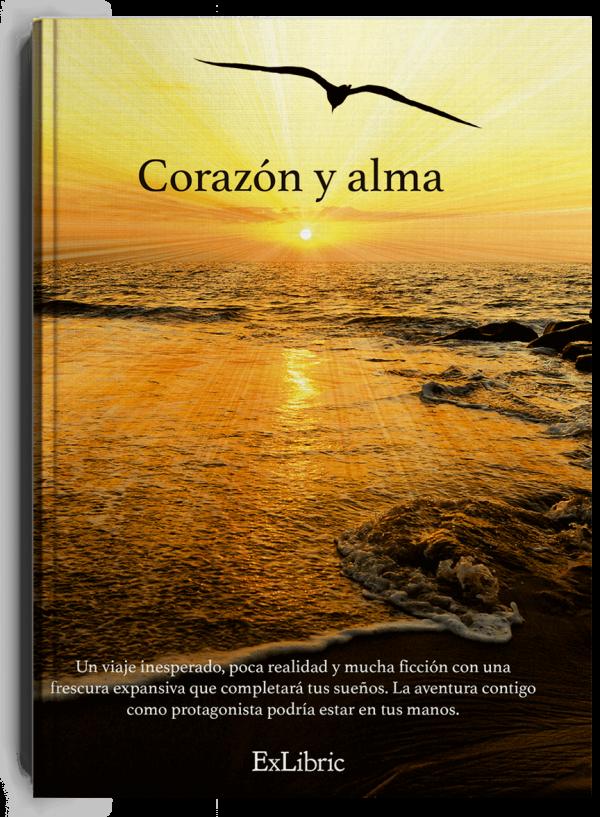 Corazón y alma, libro de poesía