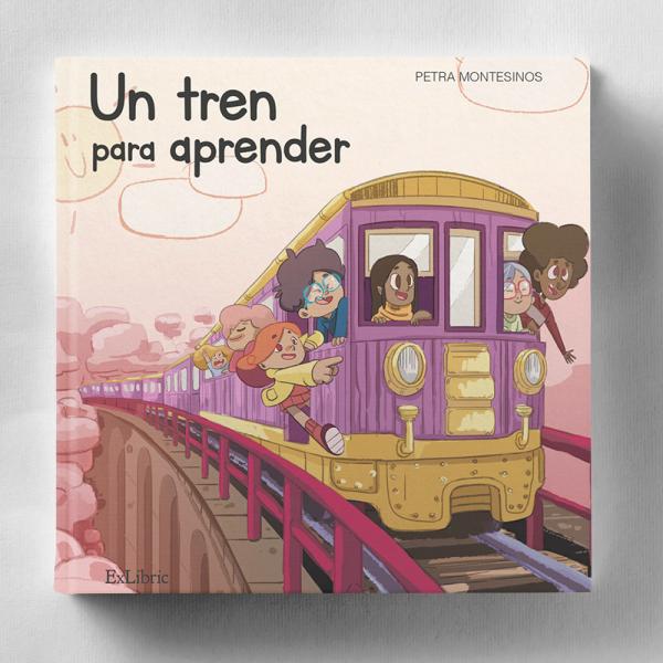 Un tren para aprender, cuento de Petra Montesinos