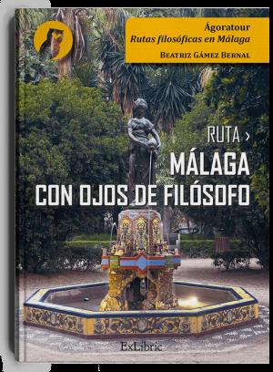 Ruta Málaga con ojos de filósofo, libro de Beatriz Gámez