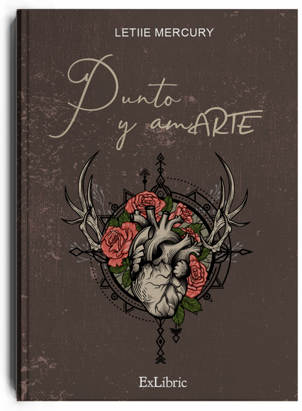 'Punto y amarte', libro de Lettie Mercury