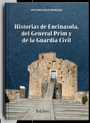 Historias de Encinasola, libro de Antonio Rojo