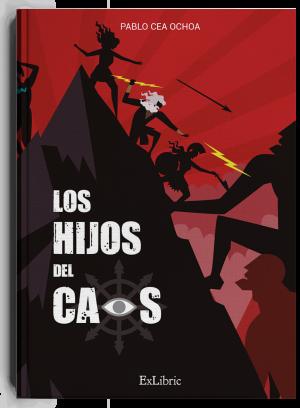 'Los hijos del caos', libro de Pablo Cea