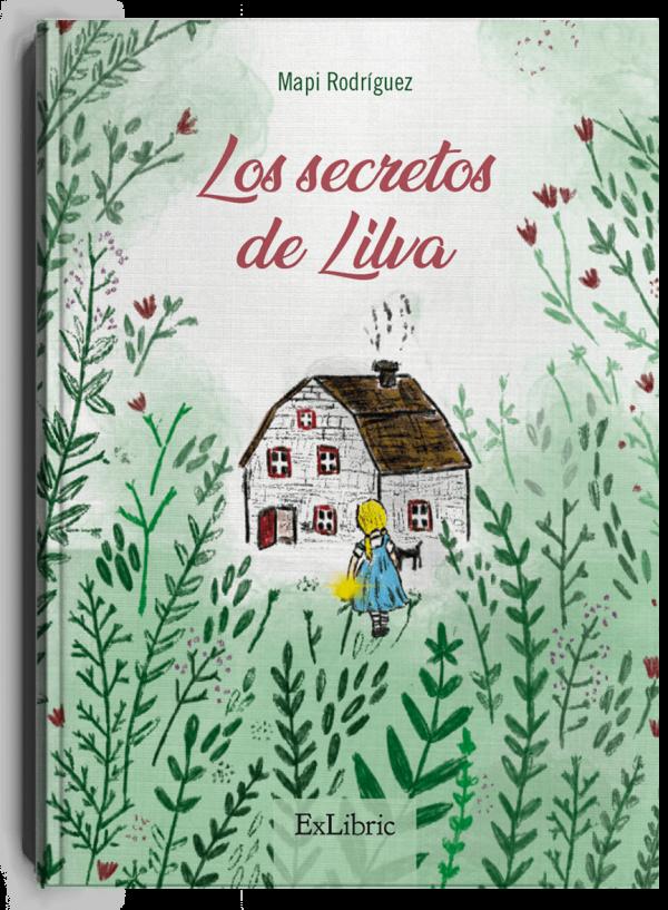 Los secretos de Lilva, libro de Mapi Rodríguez