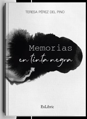 Memorias en tinta negra, poemario de Teresa Pérez