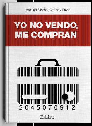 José Luis Sánchez presenta su libro 'Yo no vendo, me compran'