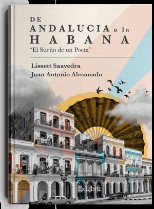 Portada del poemario De Andalucía a La Habana
