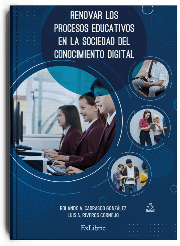 'Renovar los procesos educativos', libro de Rolando Carrasco y Luis Riveros