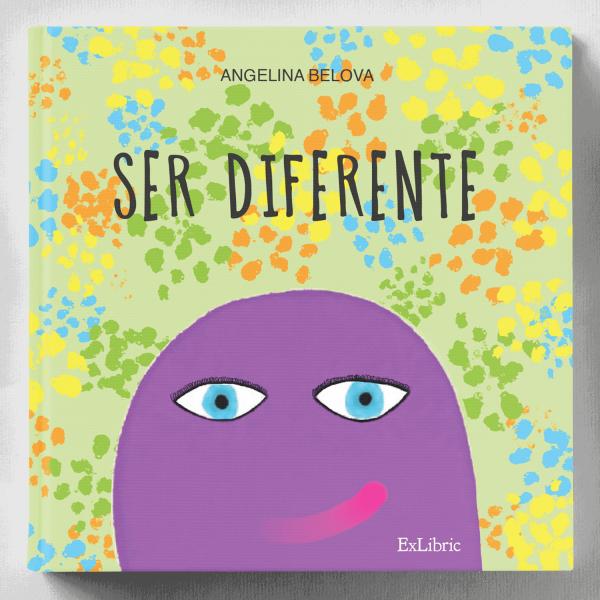 Ser diferente, cuento de Angelina Belova