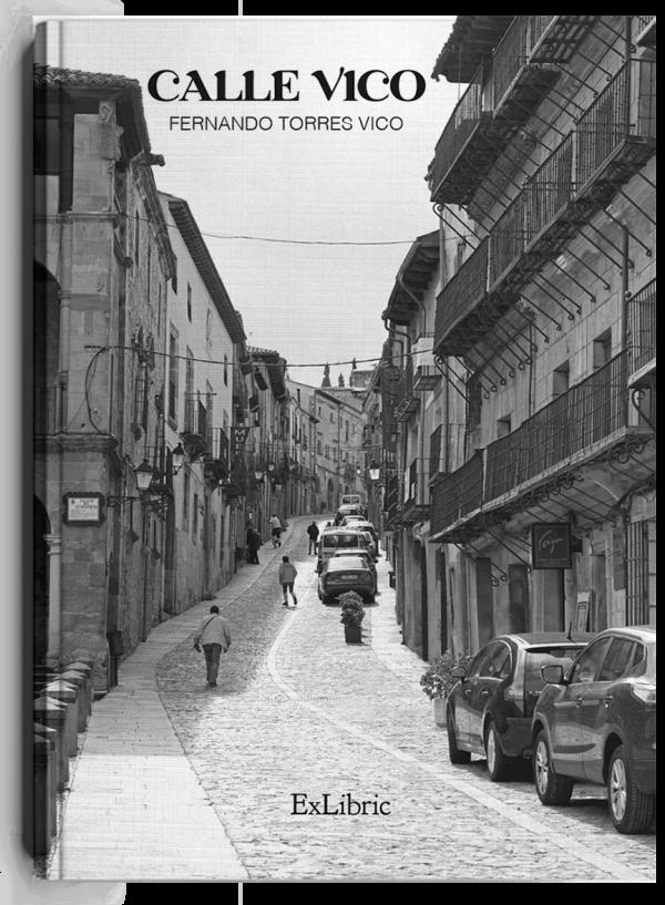 Calle Vico, libro de Fernando Vico