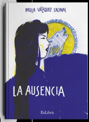 'La ausencia', poemario de Paula Vázquez Salinas
