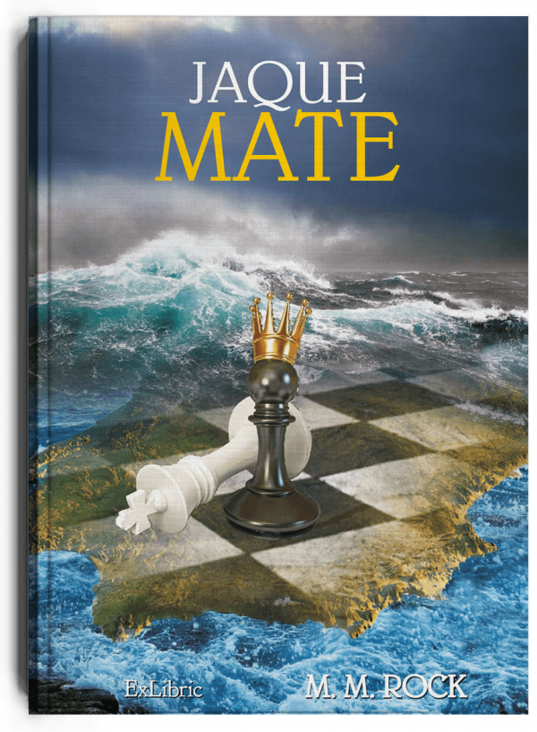 'Jaque mate', libro de M. M. Rock