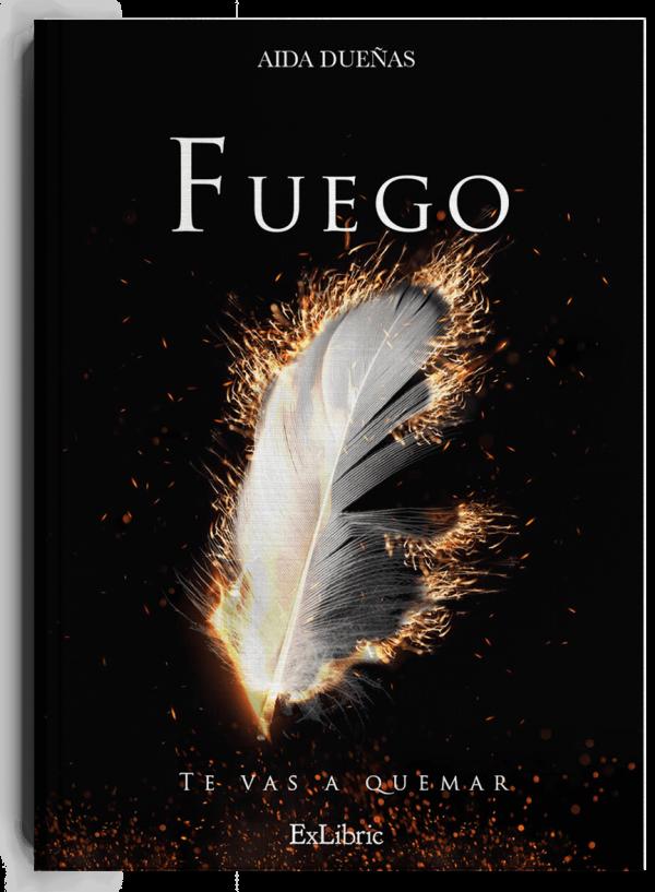 Fuego, un libro de Aida Dueñas