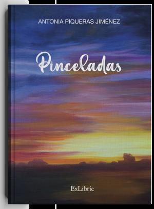 'Pinceladas', libro de Antonia Piqueras