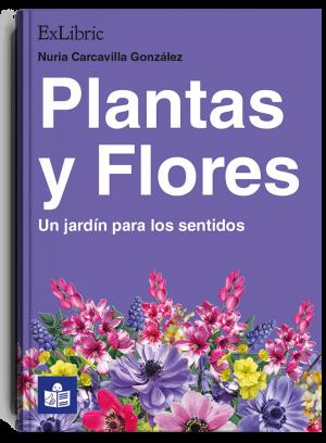 Plantas y flores, libro de Nuria Caravilla