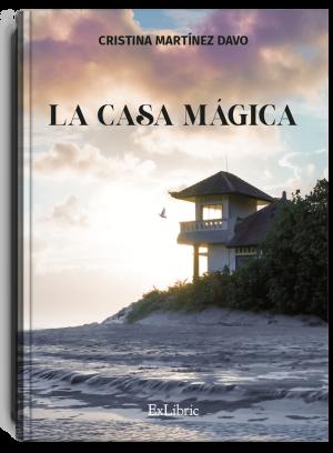 La casa mágica, libro de Cristina Martínez Davo