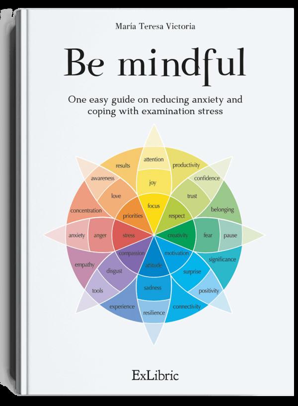 Be mindful, libro de María Teresa Victoria