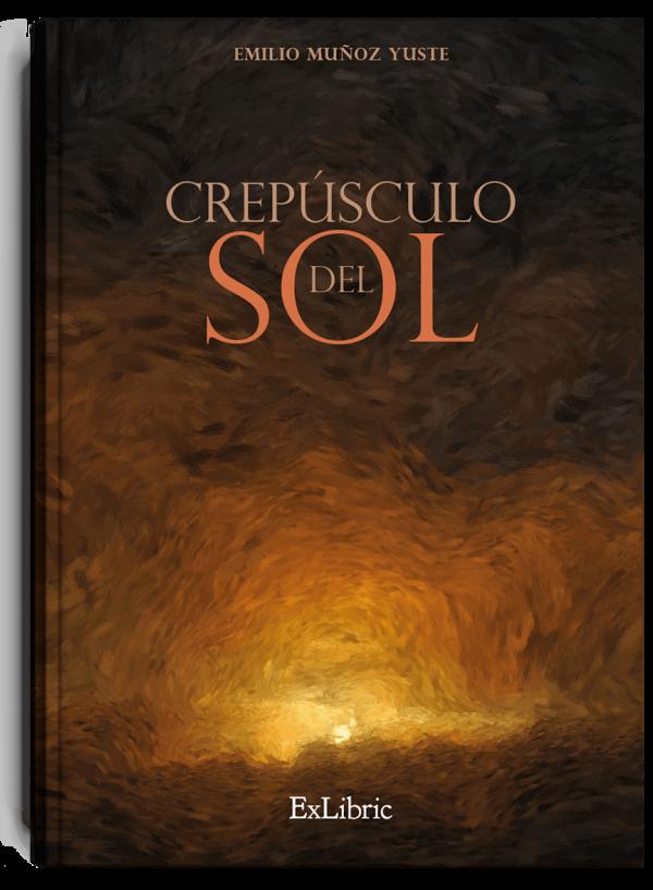 Crepúsculo del Sol, libro de Emilio Muñoz Yuste