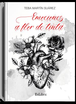 'Emociones a flor de tinta', poemario de Teba Martín