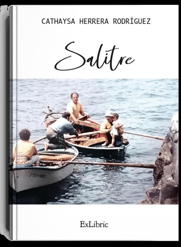 'Salitre', ensayo de Cathaysa Herrera Rodríguez