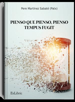 Pienso que pienso, libro de Pere Martínez Sabaté