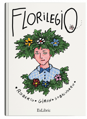 Florilegio, poemario de Roberto Girón